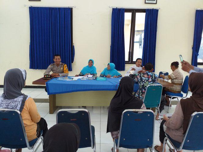 Kegiatan Posyandu Lansia di Kelurahan Patihan Kecamatan Manguharjo Kota Madiun